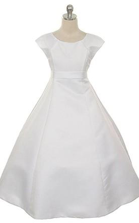 Taffeta Communion Dresses