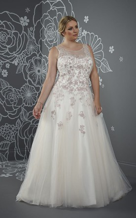 Plus Size Wedding Dress Designers - June Bridals