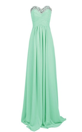 Mint Green & Turquoise Bridesmaid Dress | All Color Available - June ...