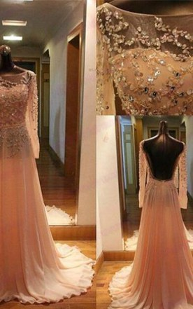 Peach Formal Dresses | Cheap Prom Dress - June Bridals