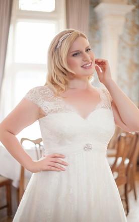 Plus Figure Maternity Bridal Dresses, Large Size Pregnant Wedding ...