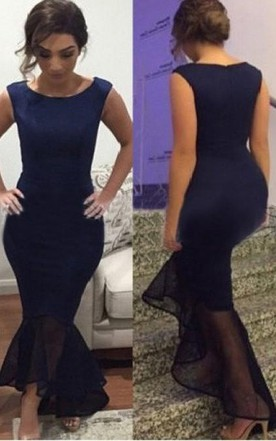 Bodycon Formal Dresses, Tight Bridal Gowns - June Bridals