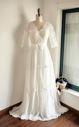 Wedding Dress On Madea\'s Family Reunion | June Bridals
