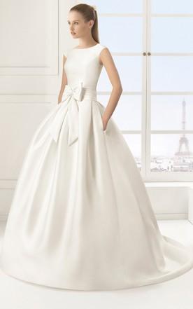 Gypsy Wedding Dress Costs Very Little - June Bridals