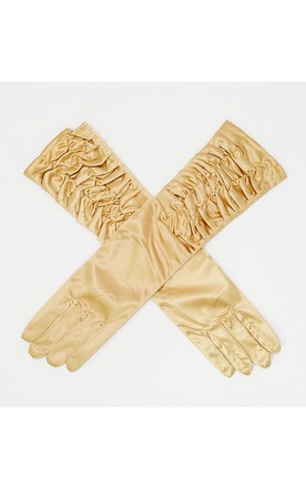 Long Length Warm Gloves