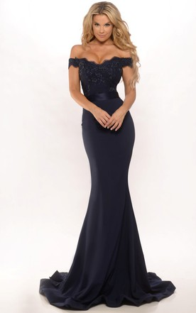 Black Formal & Prom Gowns | Evening Dresses By Color - June Bridals
