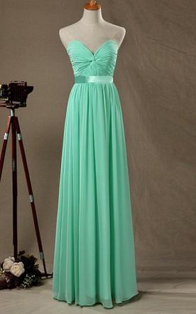 6cf39de934 Mint Green Bridesmaids Dress On Sale - June Bridals