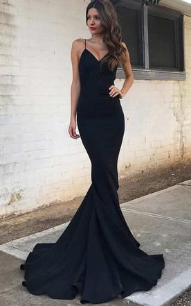 Custom Evening Dress, Cheap Customer Made Prom Gowns - June Bridals