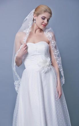 Wedding Dress Veils | High Quality Low Price - June Bridals