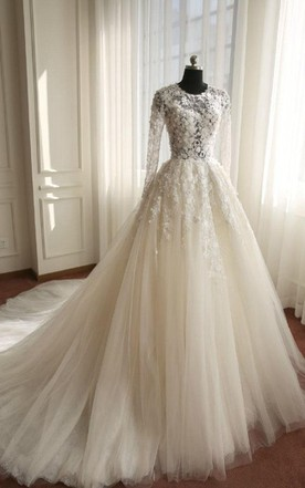 Luxury Bride Dresses