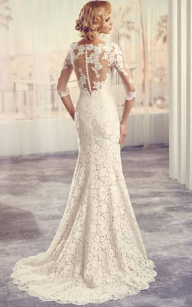 Fall & Autumn Wedding Dress - June Bridals