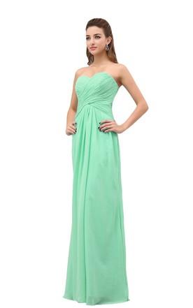 Mint Prom Dress | Mint Bridesmaid Dresses - June Bridals