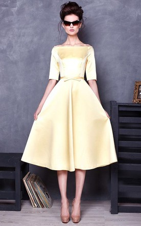 Vintage Retro Style Mother Of The Groom Brides Dresses June