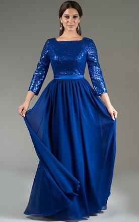 Floor Length Formal Dresses June Bridals