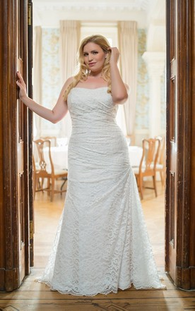 Best Plus Size Wedding Dresses Best Full Figured Bridal Gowns