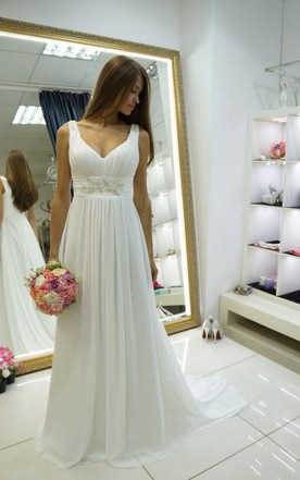 40 Age Women Wedding Gown, Over Age 40 Bridals Dress - June Bridals