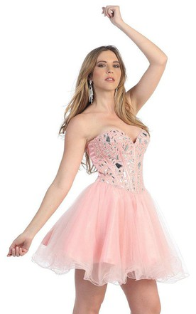 Junior Plus Size Homecoming Dresses And Gowns June Bridals