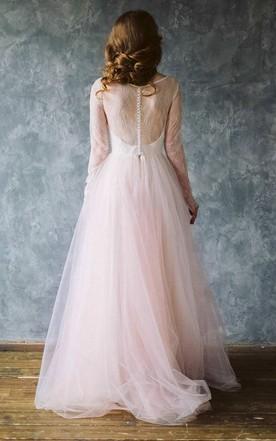 Unique Style Wedding Dress with Colous, Special Color Bridal Dresses ...