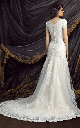 Mature & Older Ladies Bridal Dresses, Wedding Gowns for Brides over ...