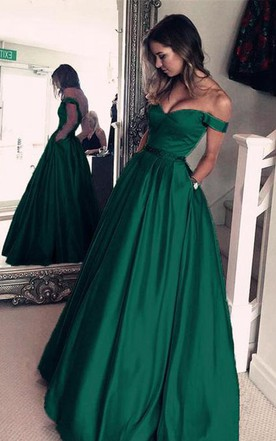 Emerald Mint Green Prom Dress Formal Dresses By Color June Bridals