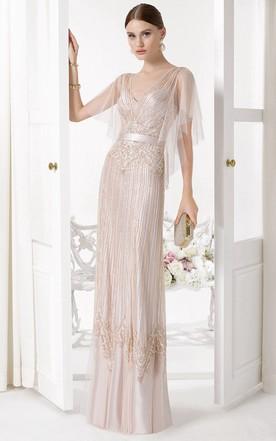 Petite Long Formal Dresses | Evening Gowns for Petites - June Bridals