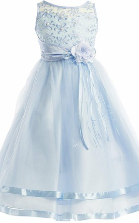 Little Girl Prom Gowns, Formal Dresses for Junior - June Bridals