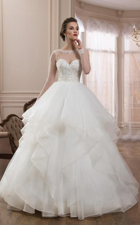 Cheap Ball Gown Wedding Dresses, Cheap Princess Wedding Dresses ...