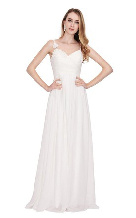 White Formal & Prom Dress - June Bridals