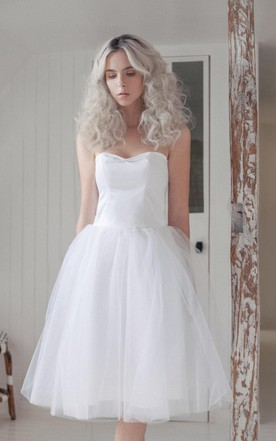 Wedding Gowns for Petite Brides, Short Girls Bridals Dresses ...