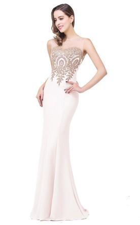Prom Dresses For Really Skinny Girls   June Bridals