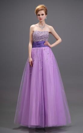 Ombre Formal Prom Dress June Bridals