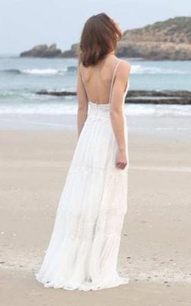 Beach & Destination Bridal Dresses, Casual & Informal Wedding Gowns ...