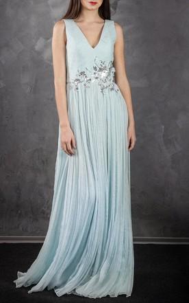 Boho Style Bridesmaids Dresses, Bohemian Dress for Bridesmaid - June ...