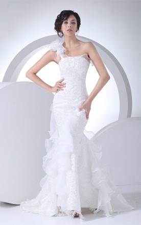 Frugal Fannies Wedding Dress