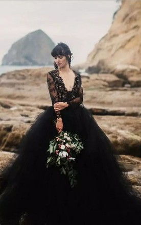 Black Bridal Dresses Cheap Black Bridal Gowns June Bridals