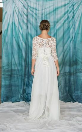 High-Lo Bridals Dress, Hi-Low Wedding Dresses - June Bridals