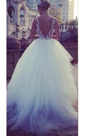 Princess Diaries 2 Wedding Dress Replica | June Bridals