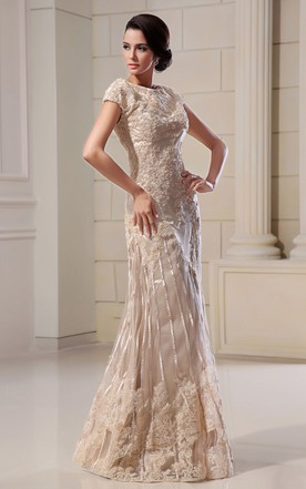 Mature Bride Wedding Dresses | Older Bride Bridal Gowns - June Bridals