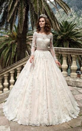 Old Fashion Wedding Dress, Vintage Fashioned Bridals Dresses - June ...