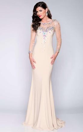 Fashion Backless Evening Dresses, Open Back Evening Dresses - June ...