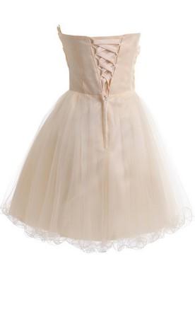 Elder age Beerman Short Homecoming Dress, Older Beerman Prom Dresses ...