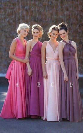 begonia bridesmaid dresses
