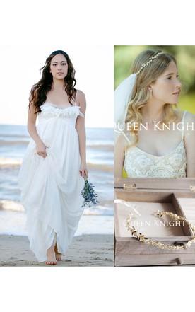 Bohemian Wedding Dresses Austin Tx   June Bridals