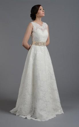 Open Back Bridal Gowns | Backless Wedding Dress - June Bridals