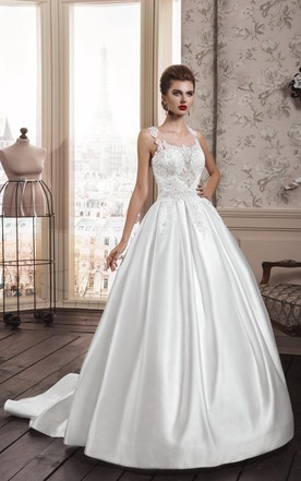 Vintage Looking Wedding Dresses | Retro Bridal Gowns - June Bridals