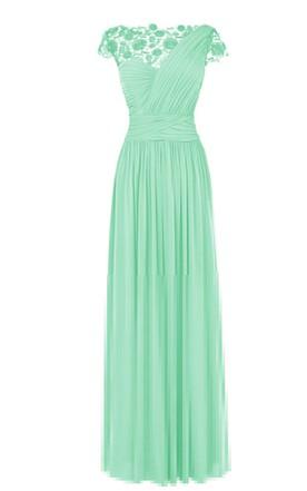 Mint Green & Sage Bridesmaid Dress | All Color Available - June Bridals