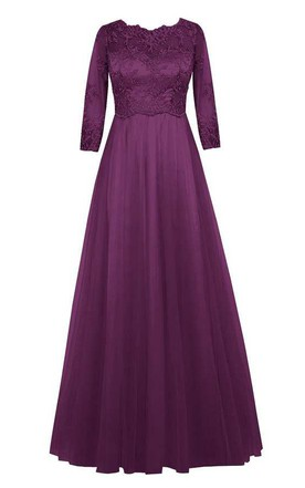 Plus Size Formal Gowns | Evening Dress For Full Figures - June Bridals