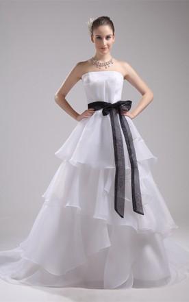 Pineapple Wedding Dress