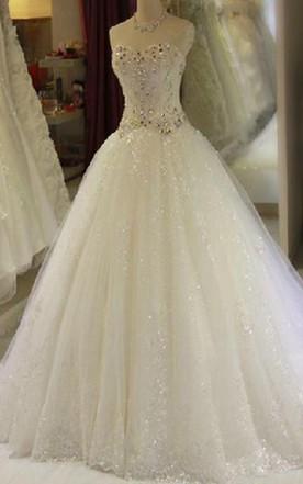 abf179b682 Cheap Ball Gown Wedding Dresses, Cheap Princess Wedding Dresses ...