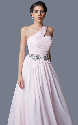 Greek Style Formal Dresses, Casual Chiffon Prom Gowns - June Bridals
